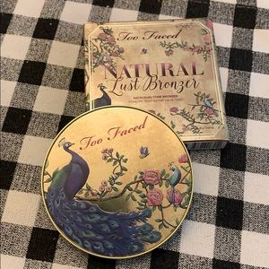 Brand new Too Faced Natural Lust Bronzer